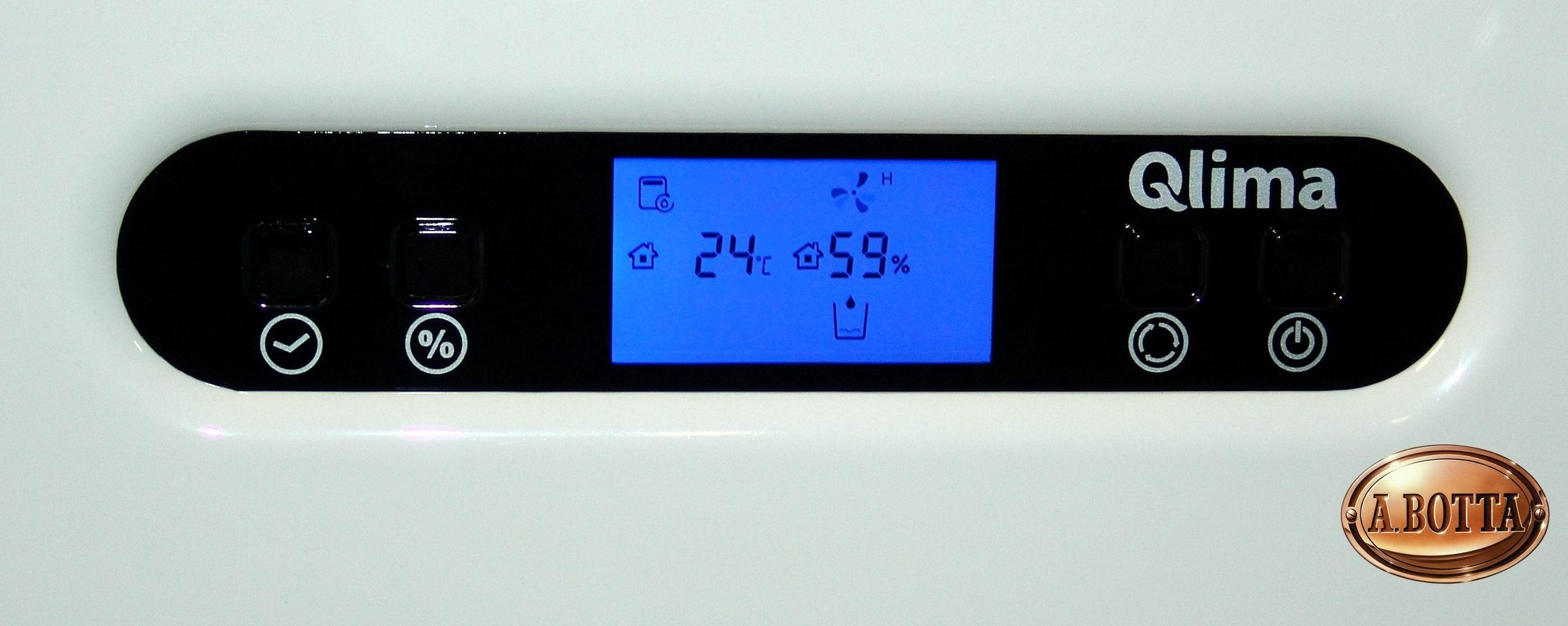 air dehumidifier qlima zibro kamin d512 12 liters in 24. Black Bedroom Furniture Sets. Home Design Ideas